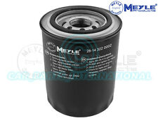 Meyle Oil Filter, Screw-on Filter 28-14 322 0002