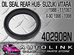 REAR HUB OIL SEAL FOR SUZUKI VITARA 2.0L H20A J20A SV620 SV420 1993 - 1999 40290