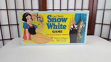 Vintage 1980 Walt Disney Snow White board game BRAND NEW SEALED.
