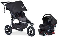 BOB Revolution Rambler Travel System Black includes Stroller & B-Safe 35 Seat!!