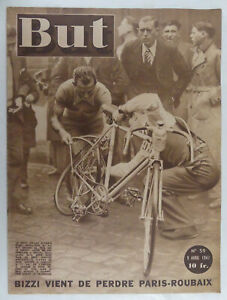 Vintage Sports / Cycling Magazine BUT 1940s - 9th April 1947