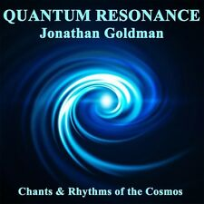 Jonathan Goldman - Quantum Resonance [New CD]
