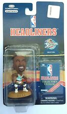 1997 NBA Grant Hill Detroit Pistons Away Corinthian Headliners Basketball Figure