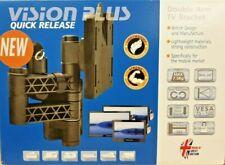 Vision Plus Double Arm TV Bracket -  Quick Release TV Bracket   07-5170/15