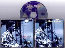 LUTHER ALLISON - Sweet Home Chicago (Guitar Blues) No Barcode CD RARE IMPORT