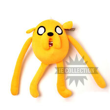 ADVENTURE TIME JAKE IL CANE PELUCHE pupazzo the dog figure human doll finn plush