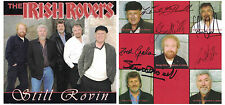 Still Rovin' The Irish Rovers Music CD 2007 Signed Autographed All Band Members