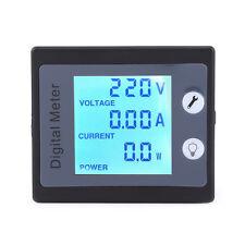AC80-260V 100A Digital Power Meter Energy Tester Voltage Voltmeter Ammeter im