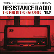 Resistance Radio - The Man in the High Castle Album - New Double Vinyl LP