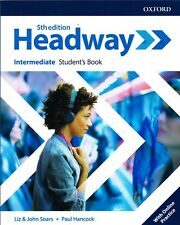 Oxford HEADWAY Intermediate FIFTH 5th EDITION Student's Book @NEW@ 9780194529150