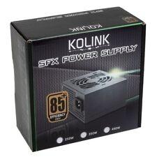 Kolink KL-SFX450 450W 80 Plus Bronze Rated Efficient SFX PSU PC Power Supply