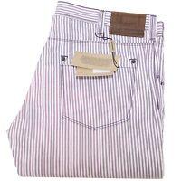 2095 pantalone righe  BURBERRY LONDON uomo trousers men