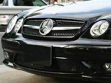 MERCEDES W215 C215 CL Singolo Slat Sport Griglia Grill Nero AMG Stile