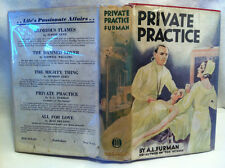 Private Practice by A.L. Furman ***FIRST EDITION***