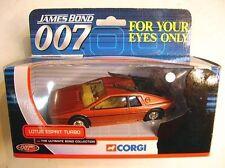 James Bond 007 - Lotus Esprit Turbo - For Your Eyes Only - Corgi