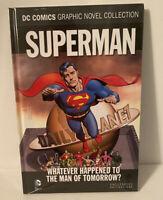 DC Comics Graphic Novel Superman Whatever Happened To The Man Of Tomorrow HC
