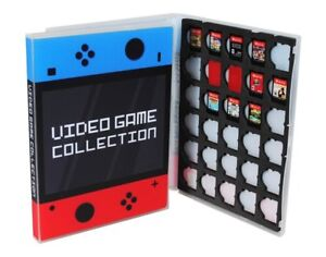 Nintendo Switch Cartridge Game Case, Holds 30 - Console