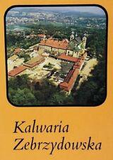 1970's Mini Photo Book Kalwaria Zebrzydowska Poland Polish Language 11 Pictures