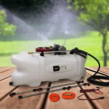 NEW WEED SPRAYER 12V Giantz 60L ATV Pump Tank Chemical Spray Boom Spot Wand