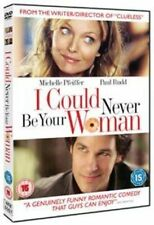 I Could Never Be Your Woman 5022153100074 With Paul Rudd DVD Region 2