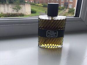Dior Eau Sauvage Parfum 100ml 2012-2017 Version