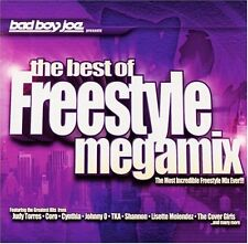 The Best of 80's Latin Freestyle Dance Megamix 5 C.D. Box Set