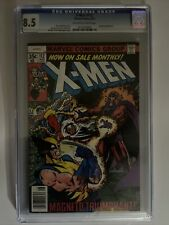 New listing X-Men #112 Cgc 8.5! Marvel 1978 Bronze Age Magneto - Many More Cgcs Listed 🔥