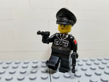 Lego Custom German Officer Minifigure WW2