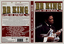 B.B. King - Sweet Sixteen (DVD, 2009) New item