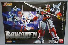 Soul of Chogokin GX-39R Baikanfu (Renewal Version) Machine Robo Bandai Japan NEW