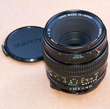 Mamiya Sekor C 80mm / 1:4 N Macro Objektiv Lens für Mamiya 645