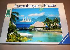 puzzle RAVENBURGER 2000 pièces  photo paysage  dimension 98x75