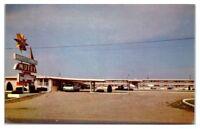 1960s/70s White Sands Motel, Route 66, Lebanon, MO Postcard