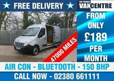 Right-hand drive Renault MWB Commercial Vans & Pickups