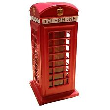 My London Souvenirs Telephone Booth / Phone Red Box Londo... NEW - FAST DELIVERY