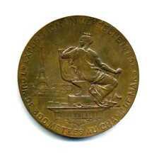 Exposition Universelle Paris Champs de Mars 1889 – F. Levillain avec boite