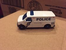 2017 MATCHBOX POLICE FORD PANEL VAN UNIT 911 FREE SHIPPING !!