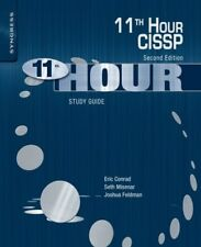 Eleventh Hour CISSP, Second Edition: Study Guide