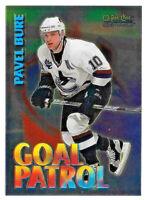 1998-99 Pavel Bure O-Pee-Chee Chrome Goal Patrol - Vancouver Canucks