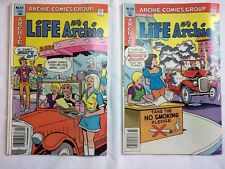 LIFE WITH ARCHIE COMIC BOOKS #215 & 217 [1980 ]