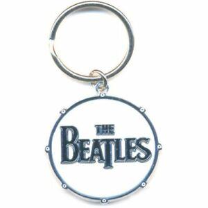 Beatles Drum Logo Schlüsselanhänger Keychain Official Merchandise - NEU