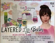 New Just My Style Layered Lip Balm by Horizon Group 6+ Usa Free Shipping