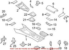 Genuine OEM Console Armrest for BMW 51169181210