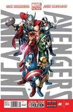 UNCANNY AVENGERS #1 NEAR MINT 2012 UNREAD COPY
