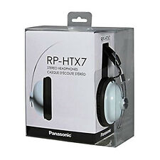 Panasonic Retro Monitor RP-HTX7 Headband Headphones - Blue