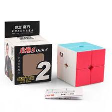 QiYi Qidi Magic Speed Cube Stickerless Puzzle Game Intelligence Kids Toys Gift