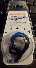 WaterProof Sport Audio Earbud Earphone Headphones -H2O