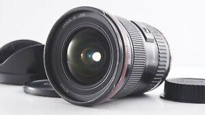 <EX++++> Canon EF 16-35mm f/2.8 L USM Full Frame AF Zoom Lens For EOS Japan 2905