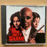 A Low Down Dirty Shame 1994 1995 Original ~ Movie /  Film Soundtrack OST CD