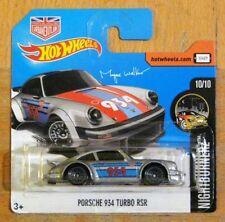Hot Wheels Porsche Diecast Racing Cars